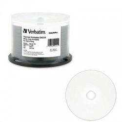 Dvd-r 4.7gb 16x White