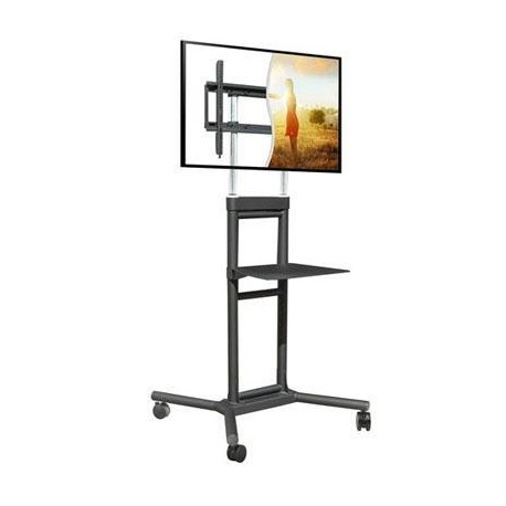 "Mbile Tv Cart 32-70"" 132lb"