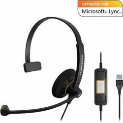 Headset For Microsoft Lync