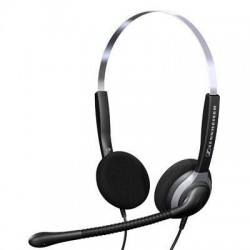 Over The Head Binaural Headset