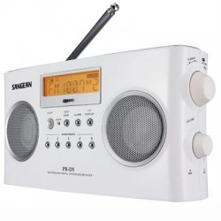 Digital Tuning Portable Stereo