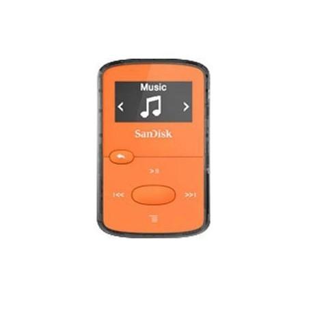 Clip Jam Bright Orange