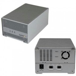 Dual Thunderbolt Enclosure