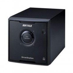 Drivestation Quad 24tb Raid