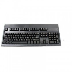 L Shape Enter Key USB Kybd Blk