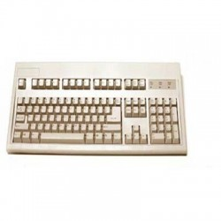 5 Pin Din At Cable Kybd Beige