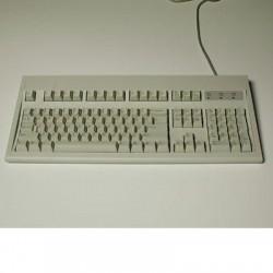 Ibm USB Keyboard In Beige