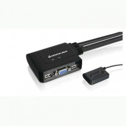 2 Port USB Kvm Switch