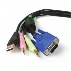Usb VGA Kvm Switch Cable