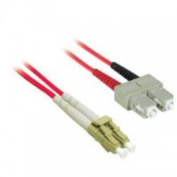 1m Lc/sc 62.5/125 Mm Fiber Red