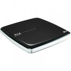 Ext 8x Slim USB Dvd Rw Blk Wht