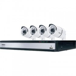 4 Channel Pro HD Dvr W4 Cams
