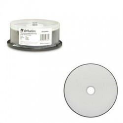 Bd-r Dl 50gb 6x With Thermal 25pk
