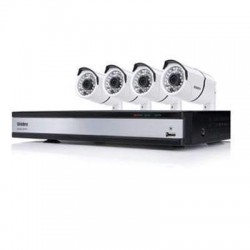 4 Channel Dvr With 4  Outside Cam
