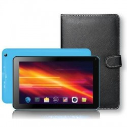 "7"" Bluetooth Tablet With Kybrd Cs Blue"