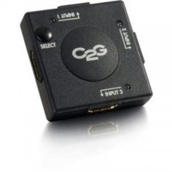 3 Port Compact HDMI Switch