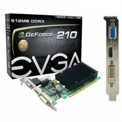 Geforce 210 512mb Passive
